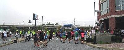 Delaware Distance Classic 15K race