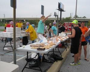 Delaware Distance Classic 15K race 2013