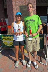 2011 winners Doreen McCoubrie & Pat Hayburn