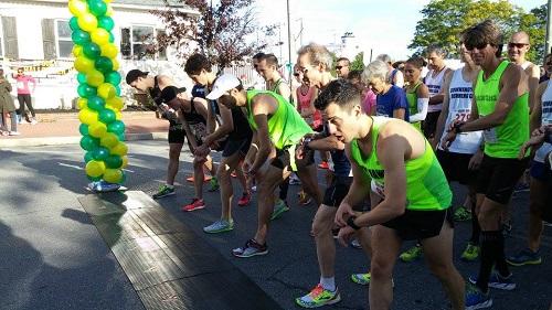 2015 Race Start