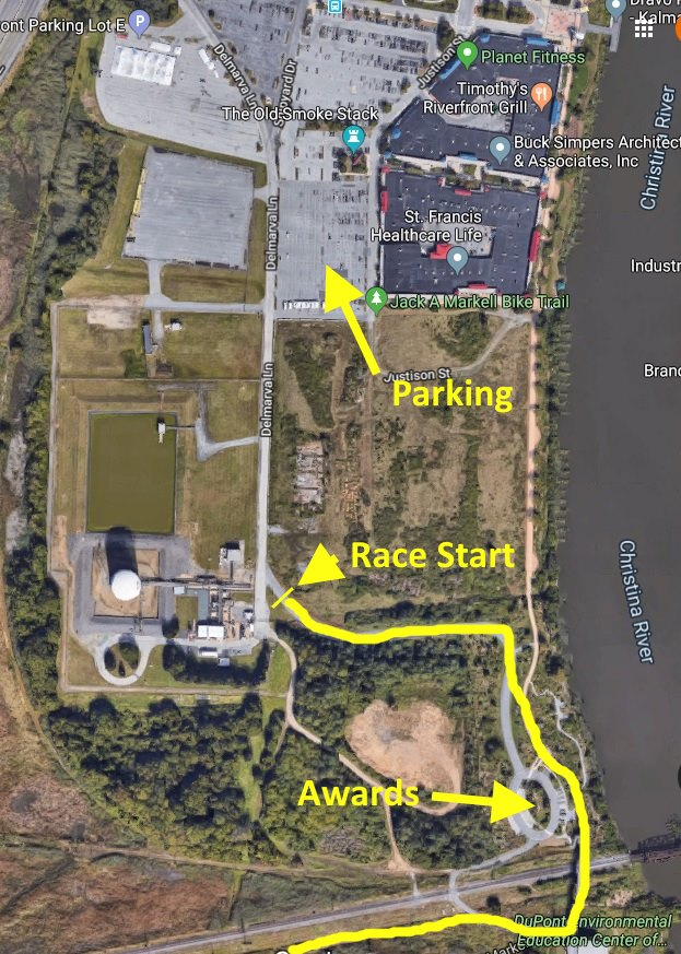 DDC parking and start