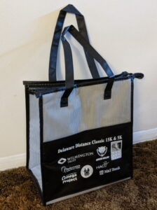 DDC Kooler Bag to each 15K and 5K participant!